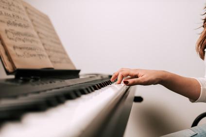 einsteiger-keyboard