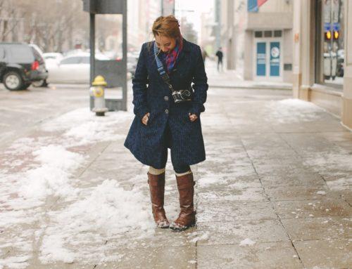 Schöne Mode für die Adventszeit: Schick und praktisch ist kein Widerspruch!